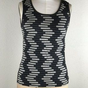 ARMANI Collezioni Top Cotton/Wool Blended Size 6